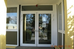 Doppelflügelige-Tür