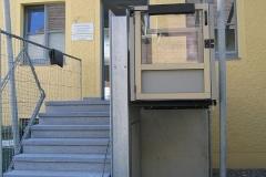 Aufzug behindertengerecht
