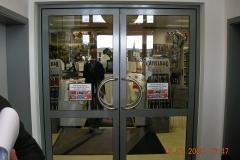 Doppelflügelige Tür 0